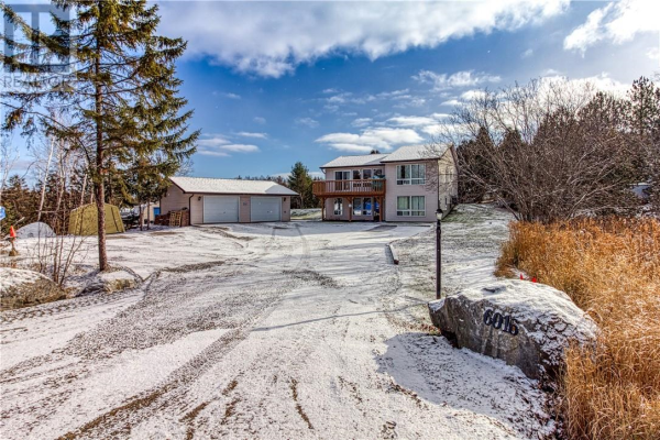 6016 Tilton Lake Road, Sudbury