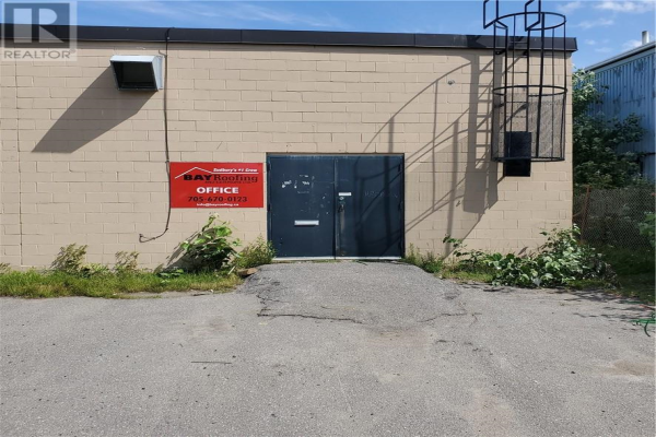 1855 Lasalle Boulevard Unit# 8B Rear, Sudbury