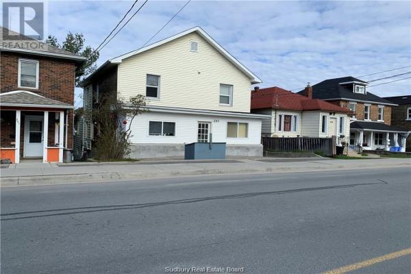345 Frood Road, Sudbury