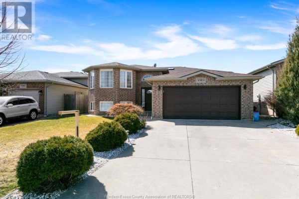 3583 CARIBOU CRESCENT, Windsor