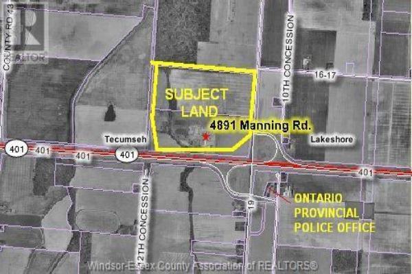4891 MANNING ROAD, Tecumseh