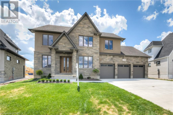 7554 SILVER CREEK CRESCENT, London
