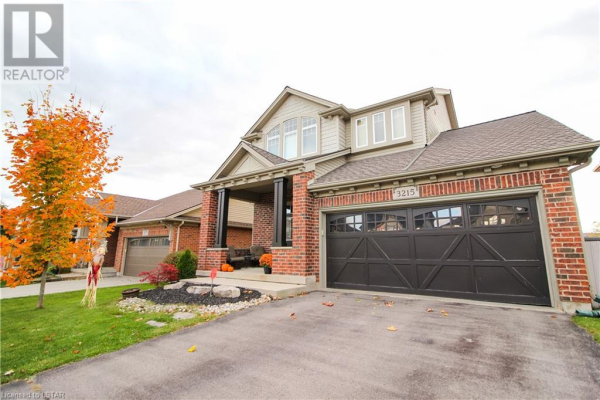 3215 SETTLEMENT TRAIL, London
