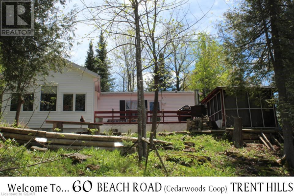 3600 12TH LINE EAST (60 BEACH RD) ROAD, Trent Hills