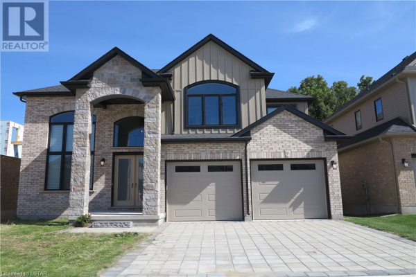 1295 DYER CRESCENT, London