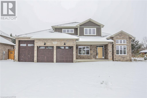 2663 FOREST MEADOW DRIVE, Mount Brydges
