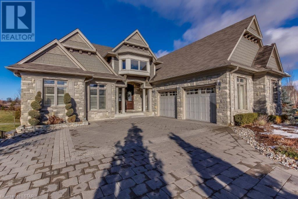 421 EAGLETRACE DRIVE, London