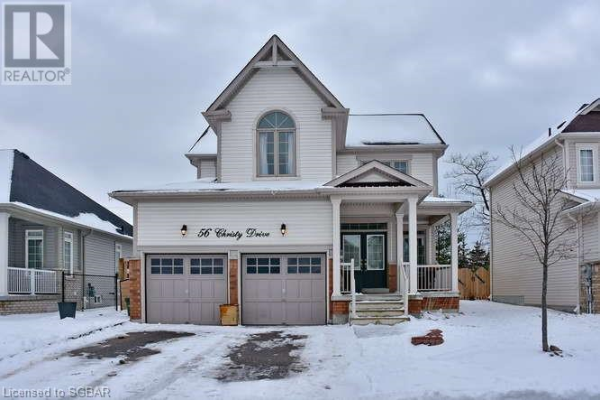 56 CHRISTY DRIVE, Wasaga Beach