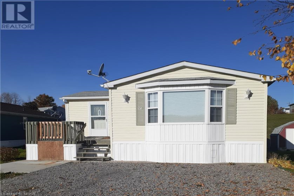152 CONCESSION RD 11 WEST - 26 LAKESIDE DRIVE, Hastings