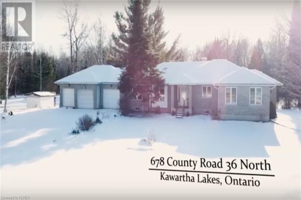 678 COUNTY ROAD 36, Bobcaygeon