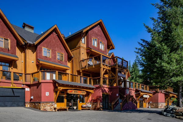 9 - 4430 RED MOUNTAIN ROAD, Rossland