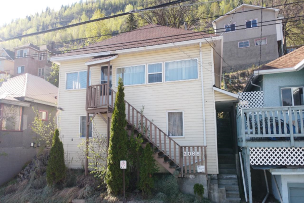 2068 TOPPING STREET, Trail