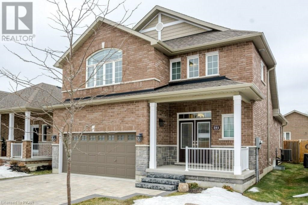 251 CHANDLER CRESCENT, Peterborough