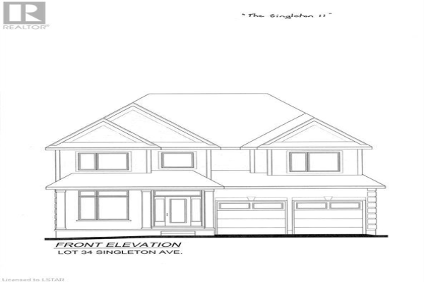 3496 BRUSHLAND CRESCENT, London