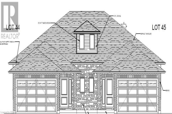 49 HILLSIDE MEADOWS DRIVE #LOT 44, Quinte West