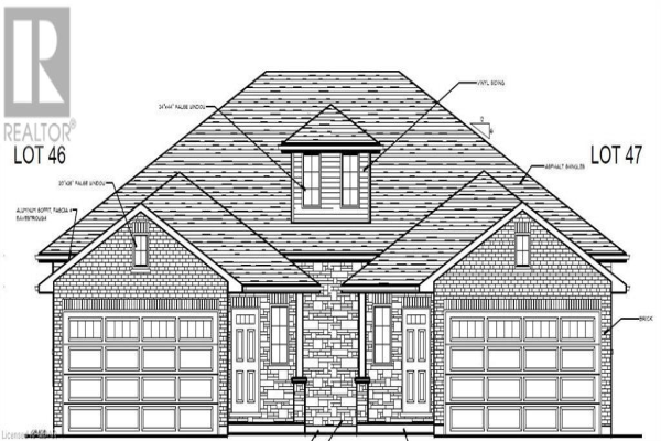55 HILLSIDE MEADOWS DRIVE #LOT 47, Quinte West