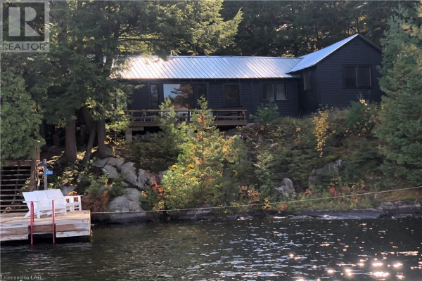 2113 LAKE MUSKOKA (WATER ACCESS ONLY) SHORES, Torrance