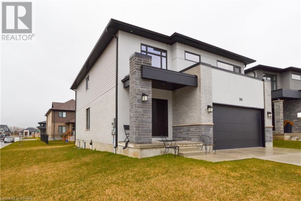 2161 WESTPOINT HEIGHTS, London