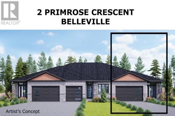 2 PRIMROSE CRESCENT, Belleville