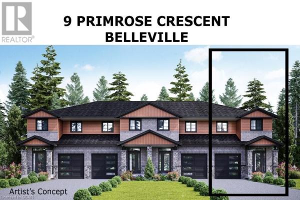 9 PRIMROSE CRESCENT, Belleville