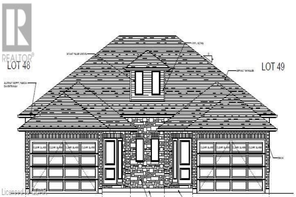 57 HILLSIDE MEADOW DRIVE #LOT 48, Quinte West