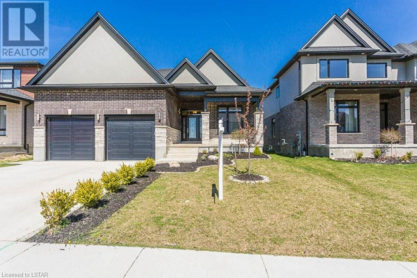 1111 EAGLETRACE DRIVE, London