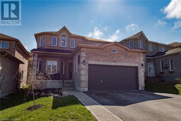 25 SILVER TRAIL, Barrie