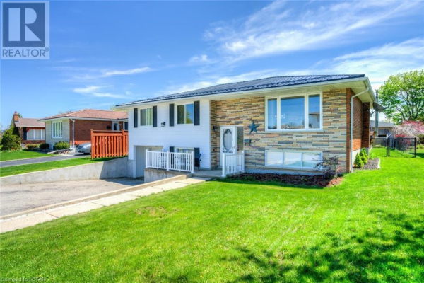 53 CONFEDERATION DRIVE, St. Thomas