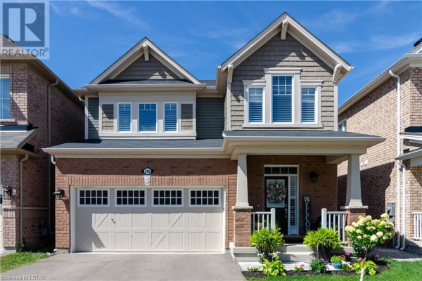 288 SHADY GLEN CRESCENT, Kitchener