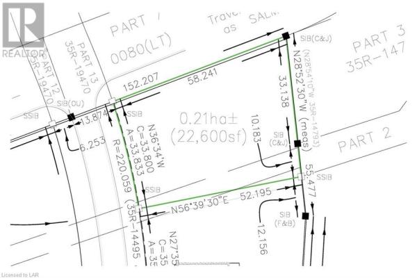PT LT 1 SALMON Avenue, Bracebridge