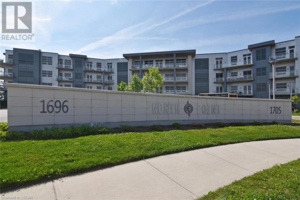 1705 FIDDLEHEAD PLACE #109, London
