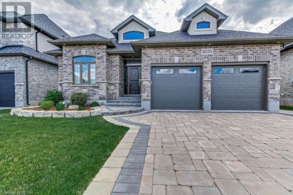 1070 EAGLETRACE DRIVE, London