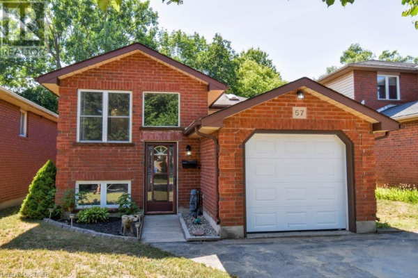 57 KARA LANE, Tillsonburg