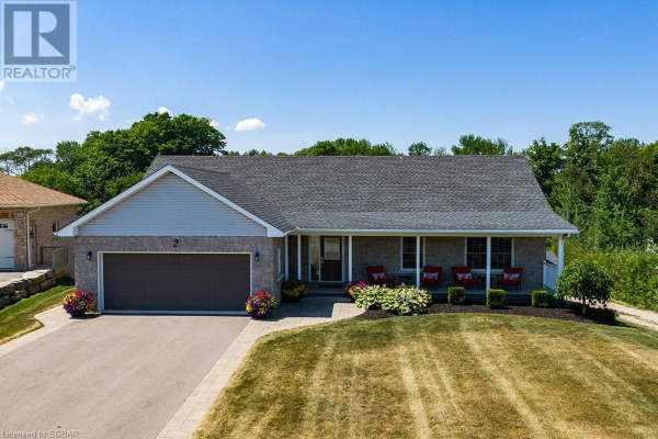 2 GLEN ABBEY COURT, Meaford