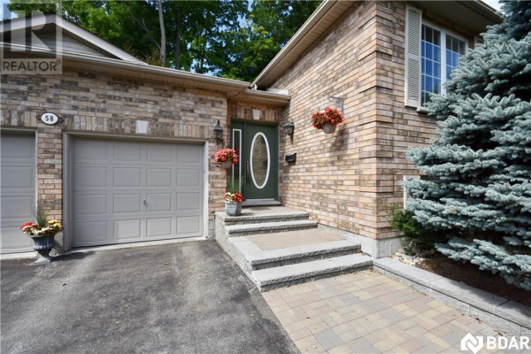 58 BROWN WOOD Drive, Barrie