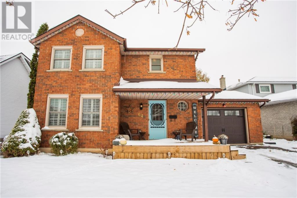 64 Gillin Road, Brantford
