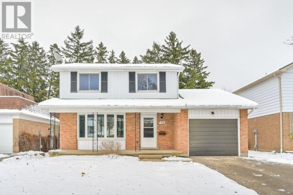 46 VINTAGE Crescent, Kitchener