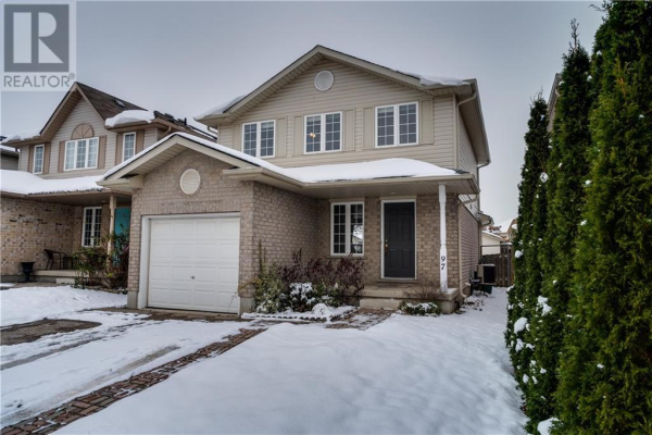 97 RUSH MEADOW Street, Kitchener