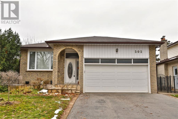 505 Tipperton Crescent, Oakville