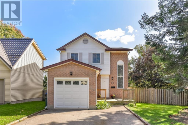 11 Sagewood Place, Guelph