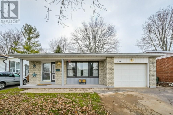 376 West Acres Drive, Guelph