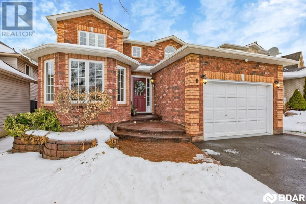 8 Ambler Bay ., Barrie