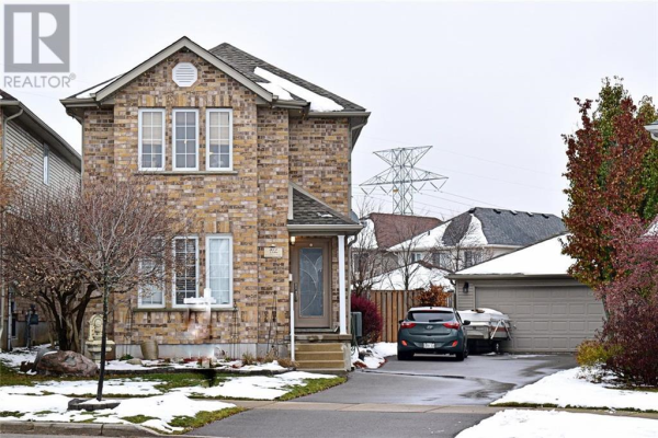 912 WINDFLOWER Place, Kitchener