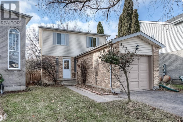 B -  527 ROSEMEADOW Crescent, Waterloo