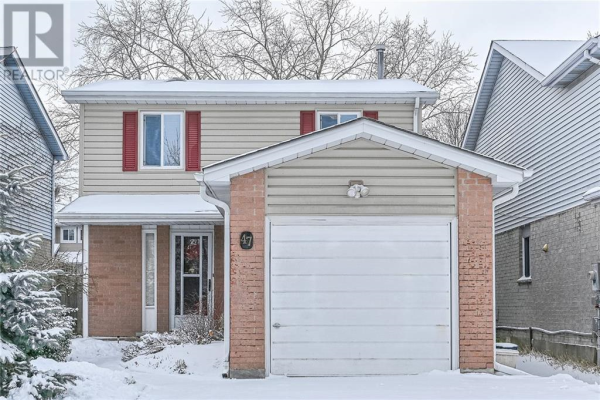 47 Wycliffe Place, Kitchener