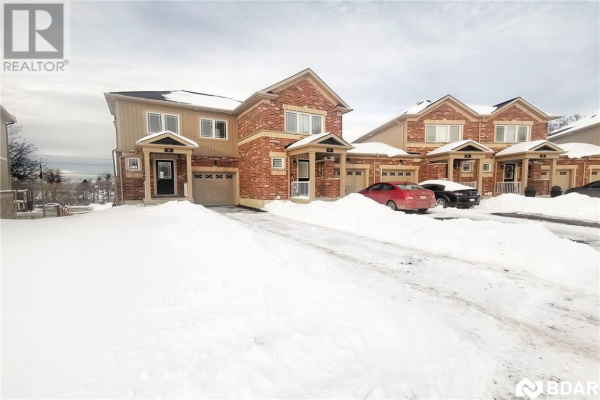 39 Franks Way, Barrie