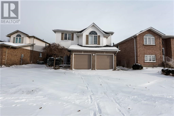 550 ERINBROOK Drive, Kitchener