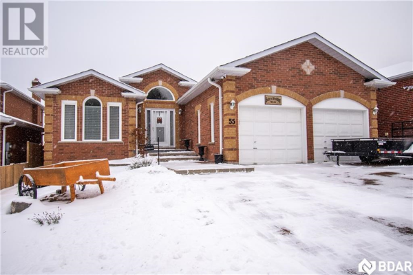 55 LAYTON Crescent, Barrie