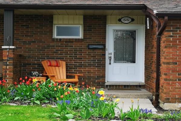 55 -  30 REGENT Avenue, Hamilton