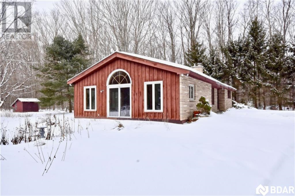 1172 OLD SECOND Road S, Springwater